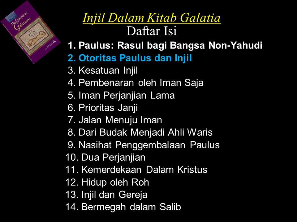 Siapa Paulus Si Penulis Surat Galatia c.