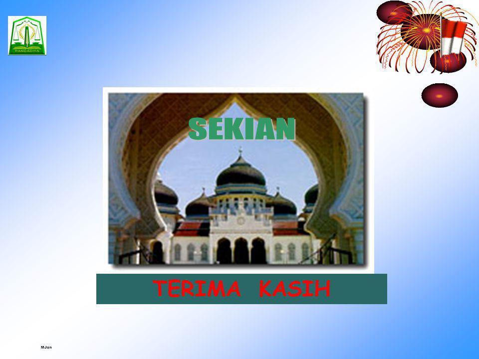 MJun PENUTUP Pelaksanaan fungsi pengawasan oleh DPR Aceh adalah sebagai rasa tanggung jawab moral dan sosial terhadap seluruh masyarakat.