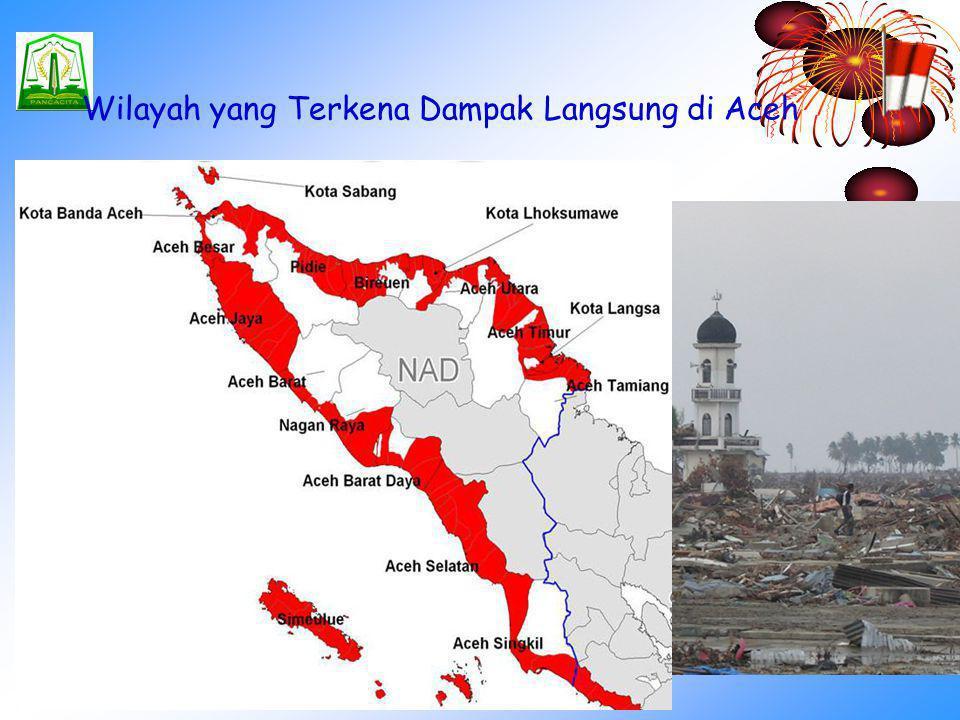 MJun PENDAHULUAN Pembangunan Aceh kembali pasca gempa/tsunami dan Perjanjian MoU Helsinky serta UUPA merupakan momentum penting dalam membangun Aceh s