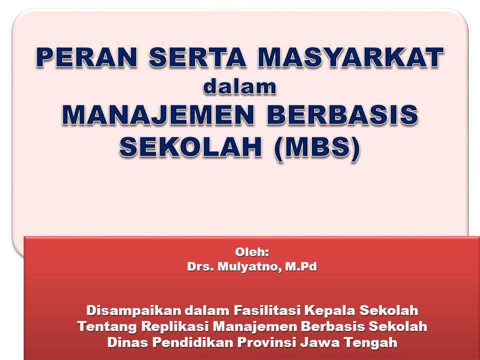 Oleh: Drs.