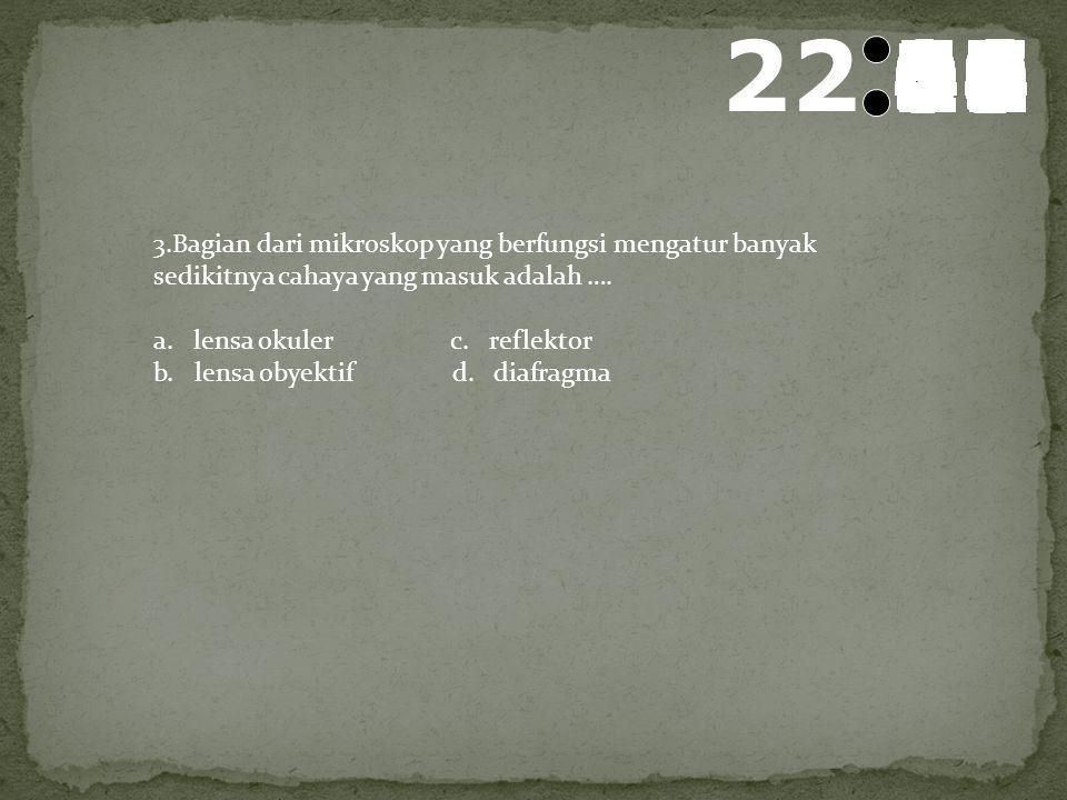23 595857565554535251504948474645444342414039383736353433323130292827262524232221201918171615141312111009080706050403020100 2.Mata akan terpejam bila