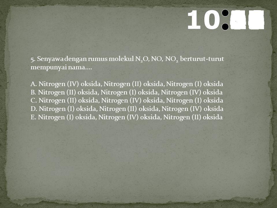 11 595857565554535251504948474645444342414039383736353433323130292827262524232221201918171615141312111009080706050403020100 4. Pasangan unsur - unsur