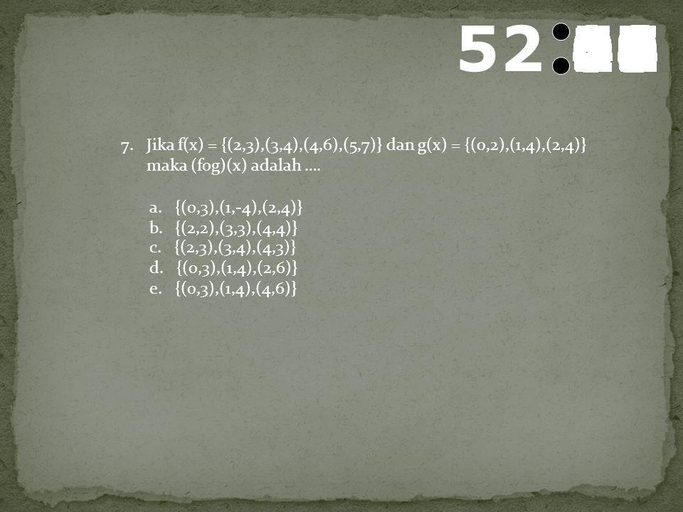 53 595857565554535251504948474645444342414039383736353433323130292827262524232221201918171615141312111009080706050403020100 6. K = {0,1,2} dan L = {3,