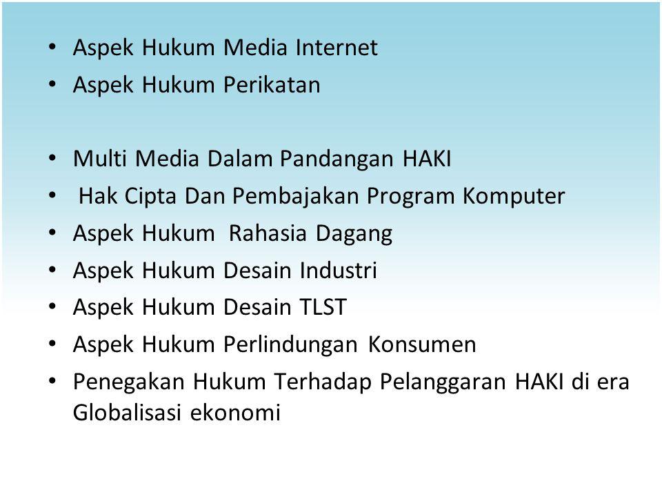 KERANGKA KEBIJAKAN HUKUM PENGEMBANGAN DAN PENDAYAGUNAAN TELEMATIKA DI INDONESIA INSTRUKSI PRESIDEN REPUBLIK INDONESIA NOMOR 6 TAHUN 2001 TENTANG PENGEMBANGAN DAN PENDAYAGUNAAN TELEMATIKA DI INDONESIA – Kepada : 1.