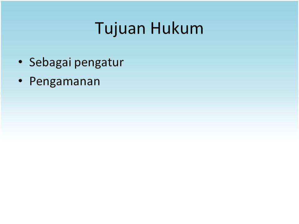 Asas dan tujuan dari Cyberlaw : – Freedom of Expression; – Free flow of Information; – Privacy & security,.Dst.