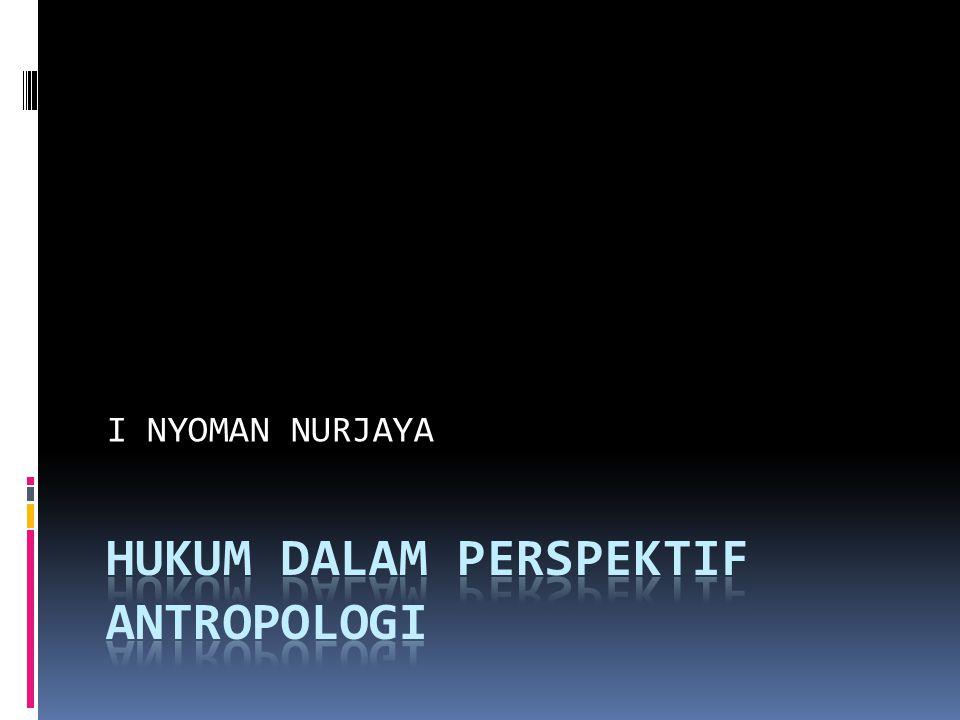 I NYOMAN NURJAYA