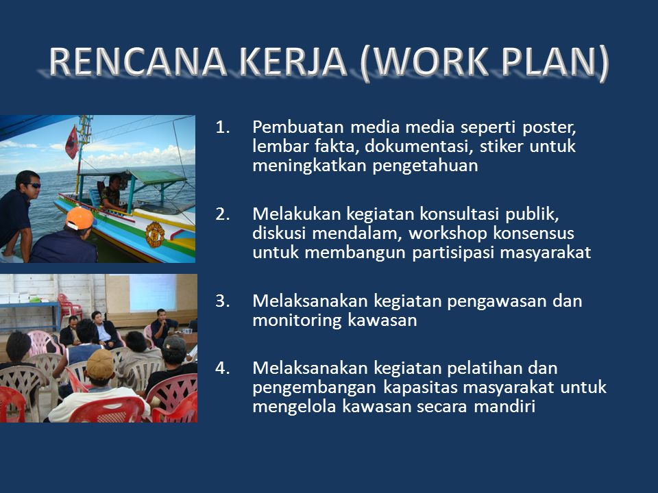 1.Pembuatan media media seperti poster, lembar fakta, dokumentasi, stiker untuk meningkatkan pengetahuan 2.Melakukan kegiatan konsultasi publik, disku