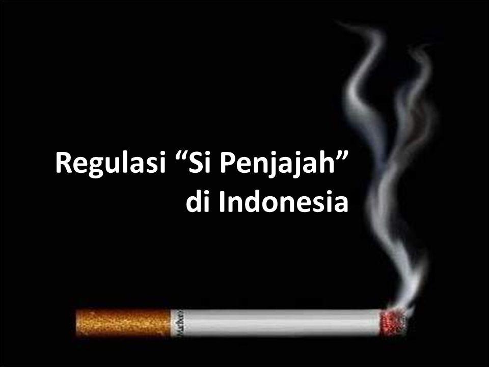 Regulasi Si Penjajah di Indonesia