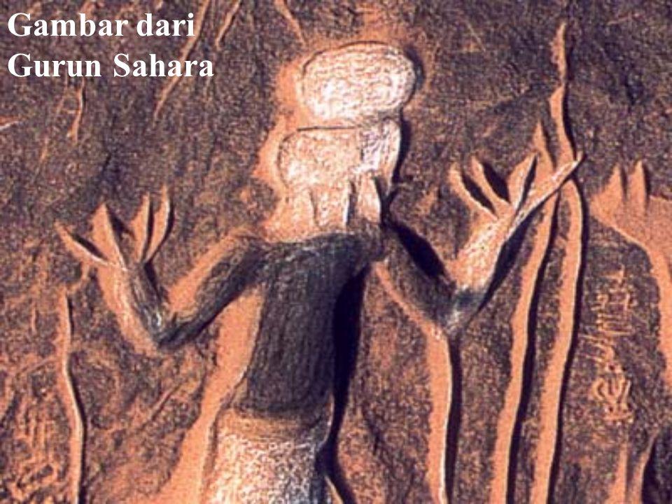 Gambar dari Gurun Sahara