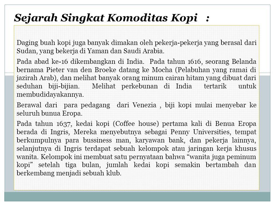 IMPOR KOPI INDONESIA NOURAIAN VALUE IN USD.00020122013JAN-AGUST 2014 200920102011TonsUsd.