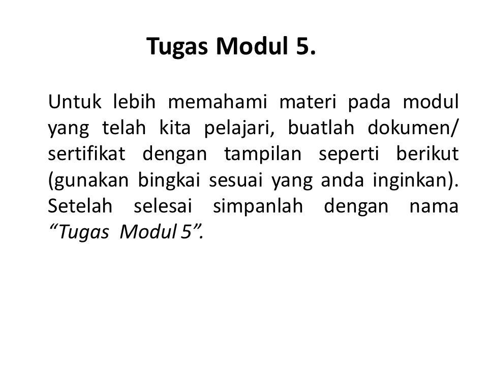 Tugas Modul 5.