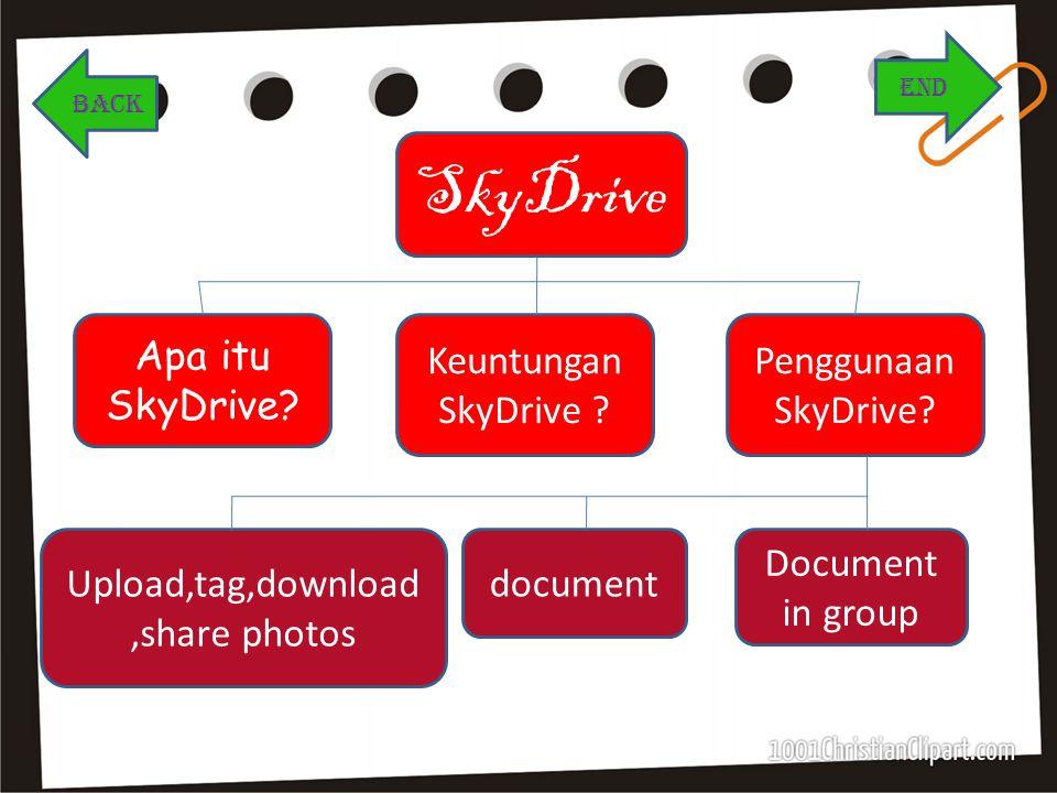 SkyDrive Apa itu SkyDrive.Keuntungan SkyDrive . Penggunaan SkyDrive.