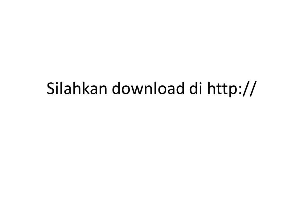 Silahkan download di http://