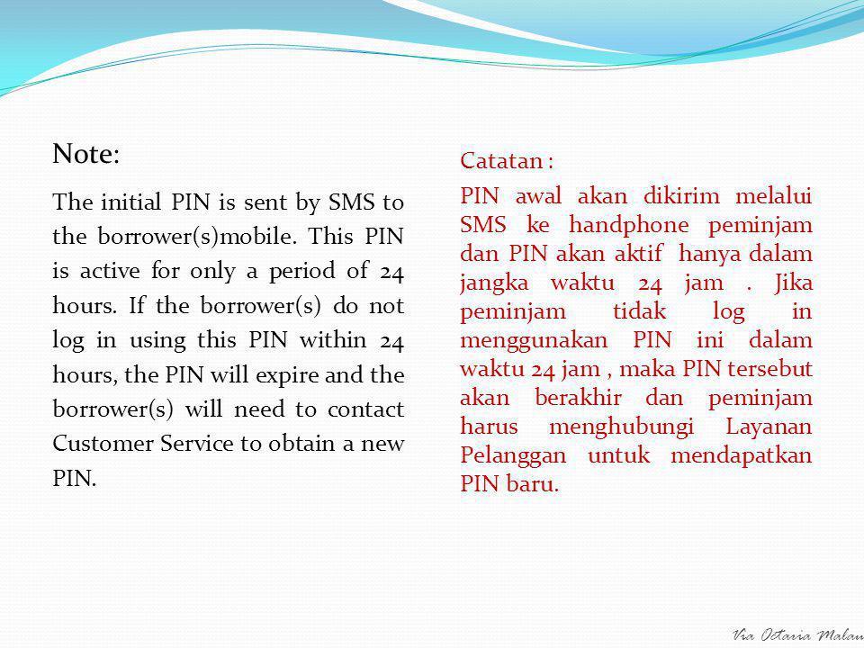 Via Octaria Malau Full Account List List Lengkap Akun Click on Account Tab to show all accounts linked to the borrower.
