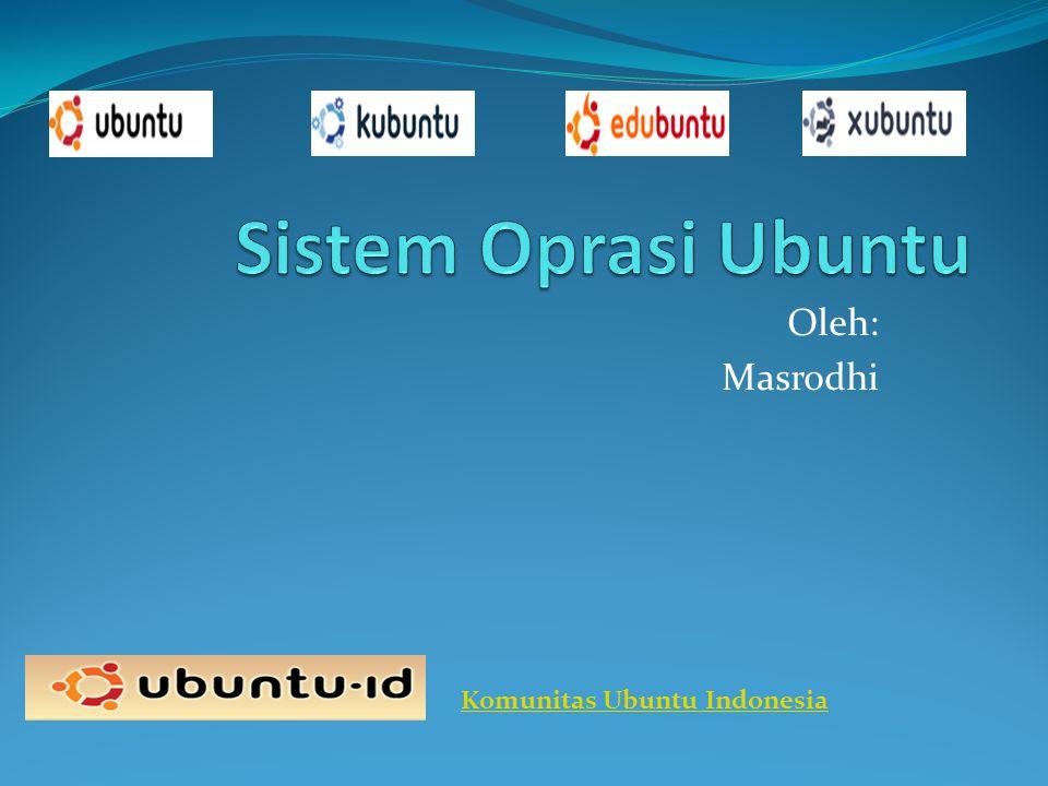 Versi Ubuntu Adapun versi Ubuntu yang telah dirilis dan telah beredar adalah sebagai berikut : 1.