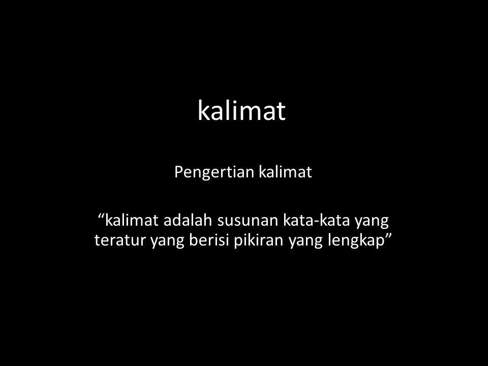 Berikut adalah kalimat yang baik dalam bahasa indonesia Nenek membaca komik di kamar, sedangkan kakek membaca buku lupus di kebun.