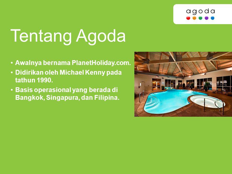 Awalnya bernama PlanetHoliday.com. Didirikan oleh Michael Kenny pada tathun 1990. Basis operasional yang berada di Bangkok, Singapura, dan Filipina.