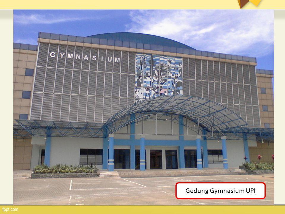 Gedung Gymnasium UPI