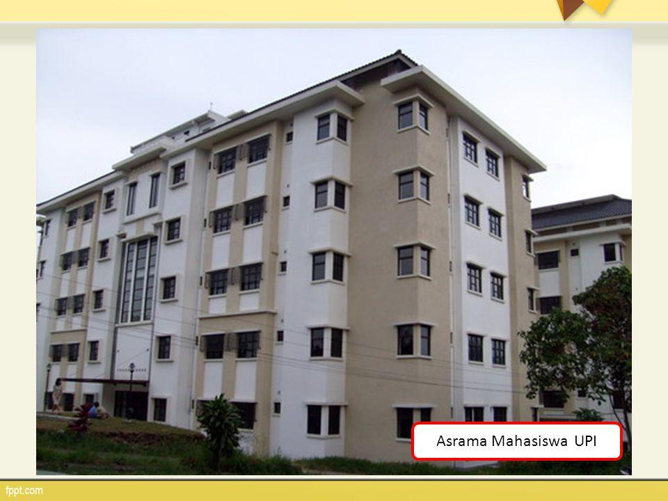Asrama Mahasiswa UPI