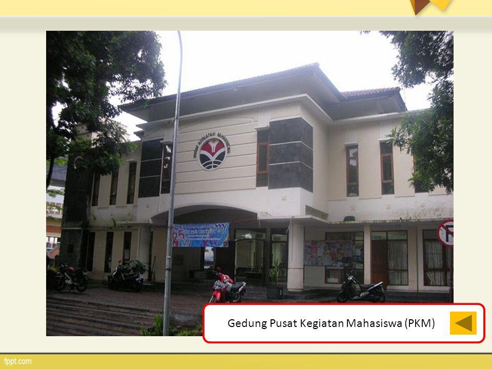 Gedung Pusat Kegiatan Mahasiswa (PKM)