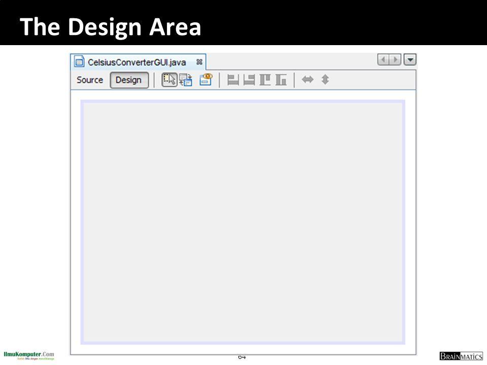 64 The Design Area