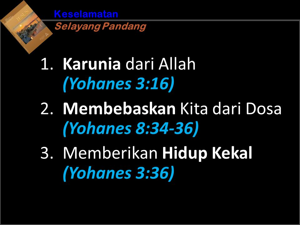 b Understand the purposes of marriageA Keselamatan Selayang Pandang Keselamatan Selayang Pandang 1.