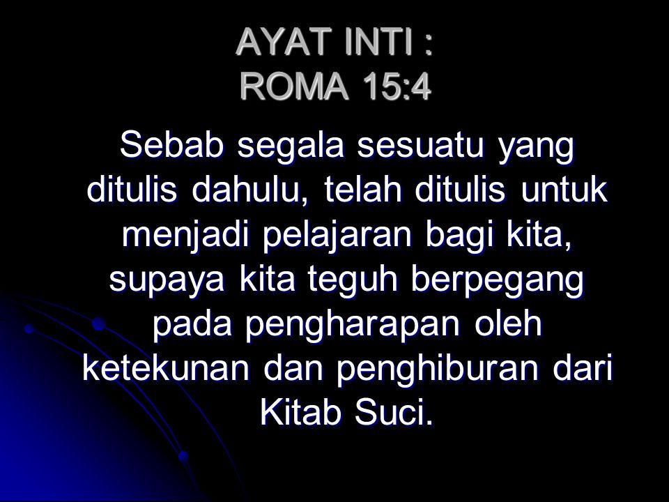 2. Orang saleh umat Tuhan, Dulu dari kita Pegang teguh pengharapan, Lantaran percaya Meski tajam panah Setan, Mau membunuh kita Dapat kita lawan Setan