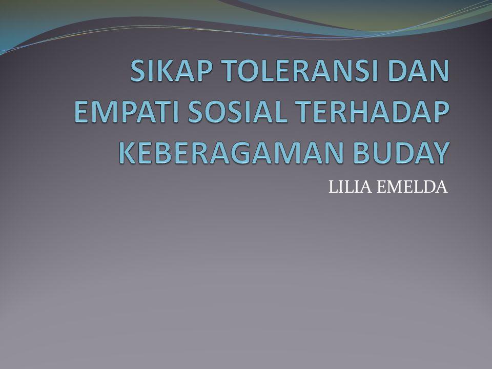 LILIA EMELDA
