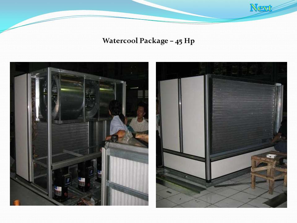 Watercool Package – 45 Hp
