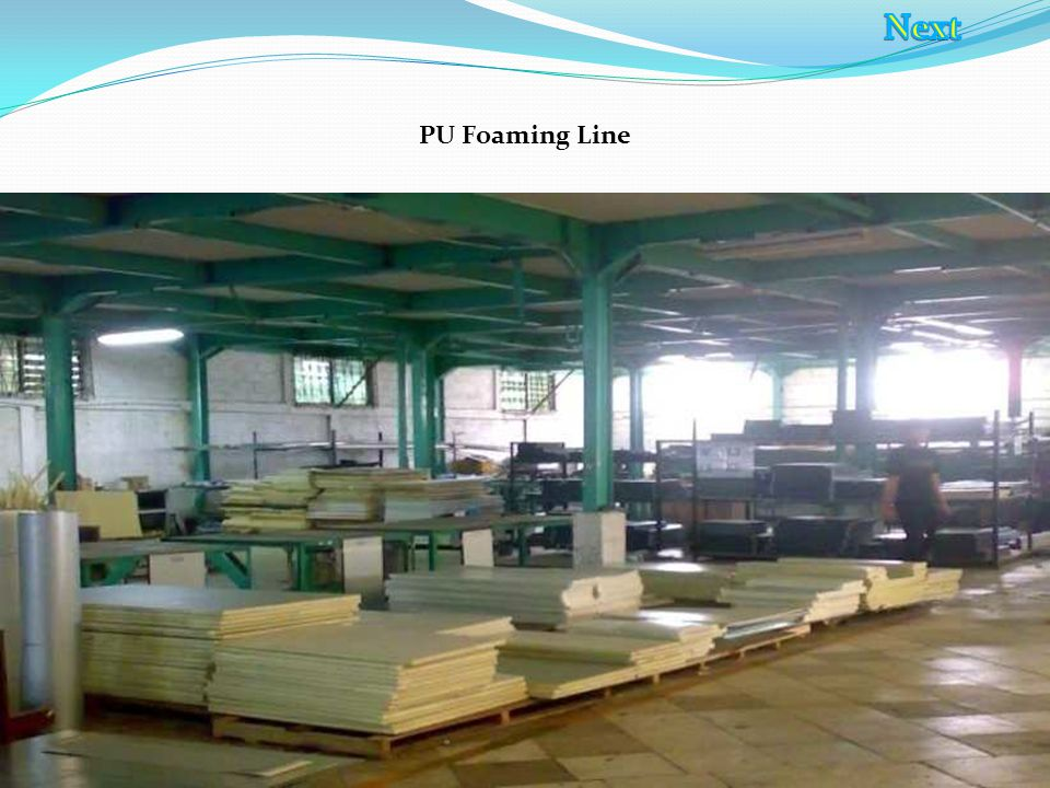 PU Foaming Line