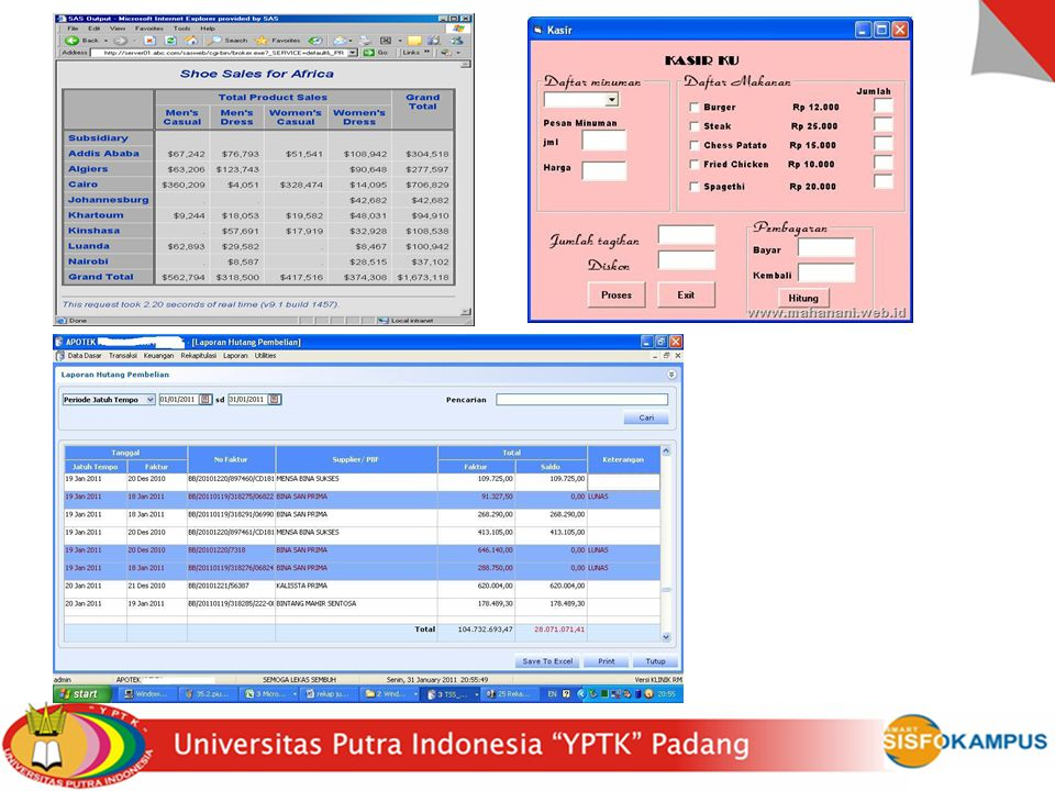 Konsep audit SI/TI (2)18