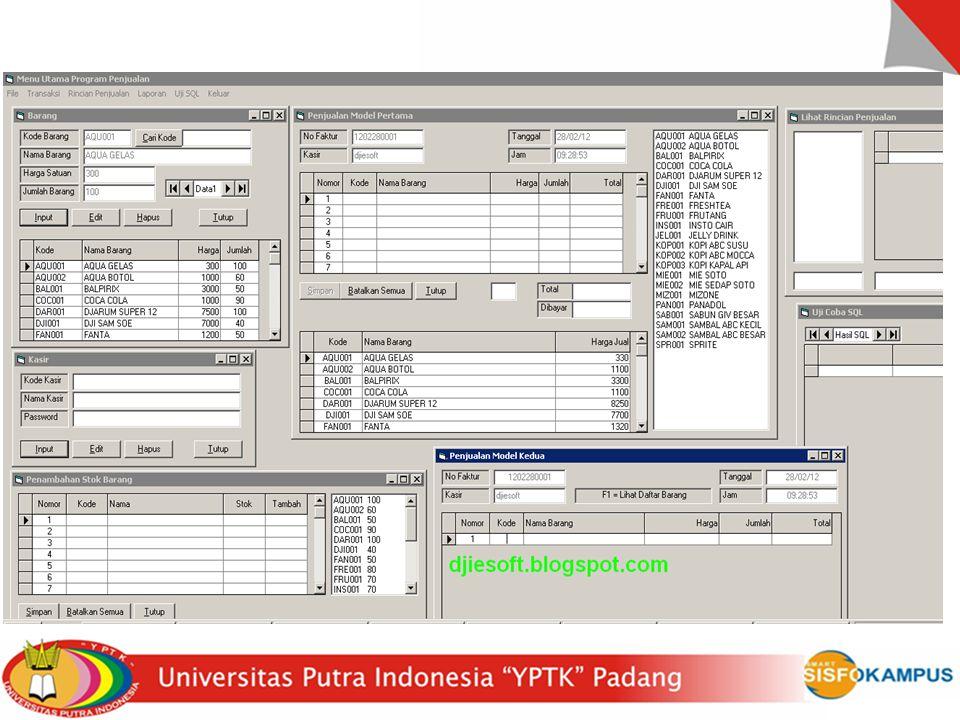 2.Auditing With The Computer Pendekatan ini digunakan untuk mengotomatisati banyak kegiatan audit.