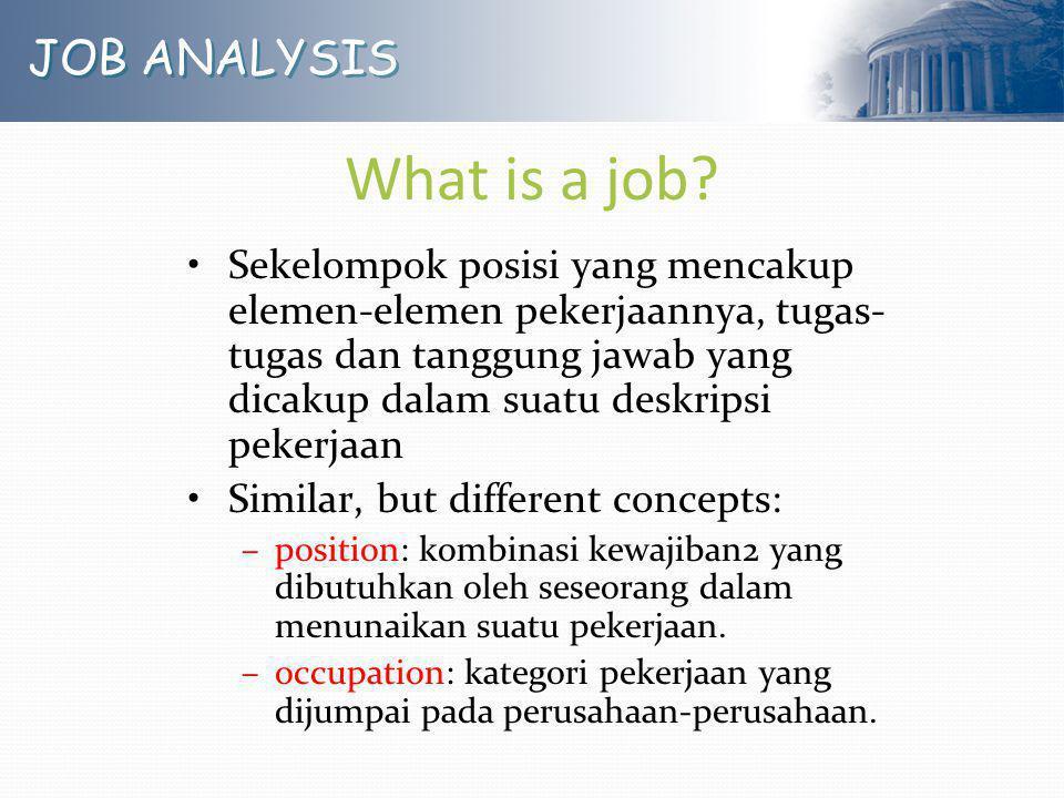 Contoh Analisis Pekerjaan Fungsional Work Functions Data Orang Barang 0.