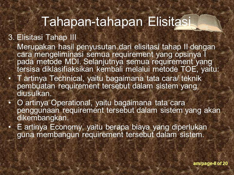 am/page-9 of 20 Contoh Elisitasi III