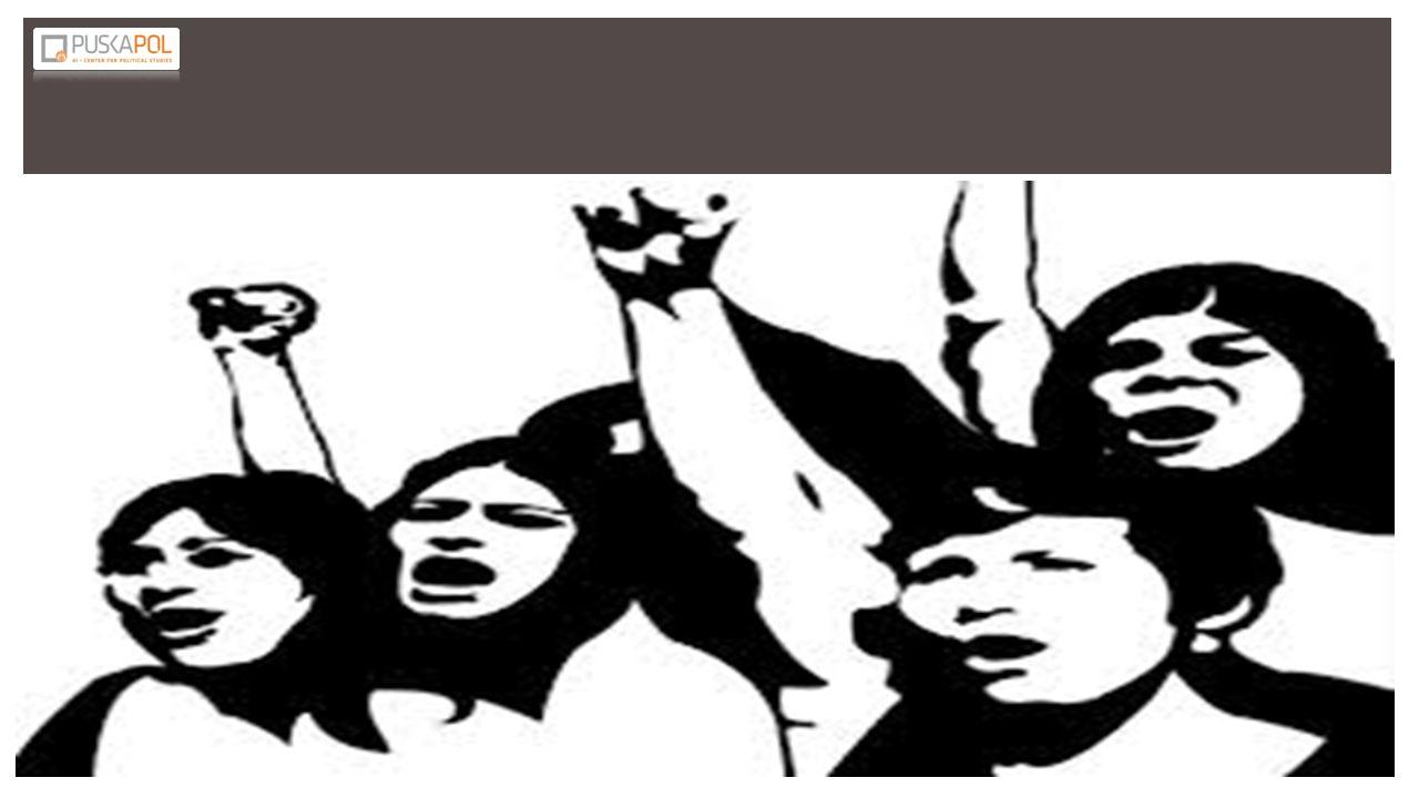 PEMAHAMAN UTAMA  Peserta memahami makna politik dan manfaat perempuan berpolitik.
