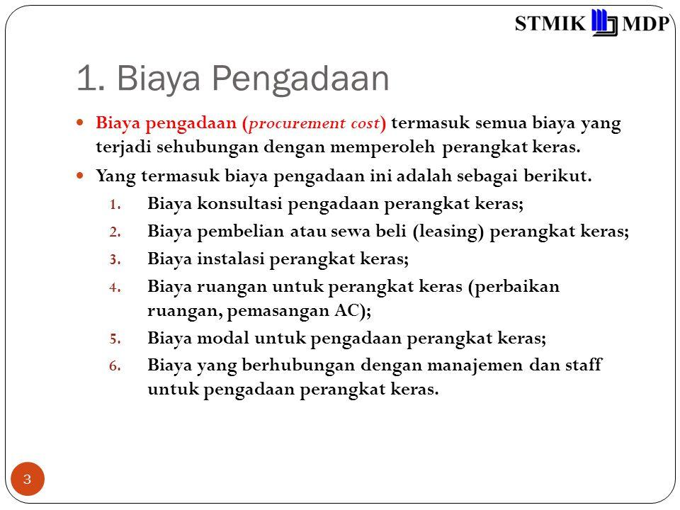 Periode Pengembalian 24 Kriteria Penilaian:  Jika payback period lebih pendek waktunya dari maksimum payback period-nya, maka usulan investasi dapat diterima.