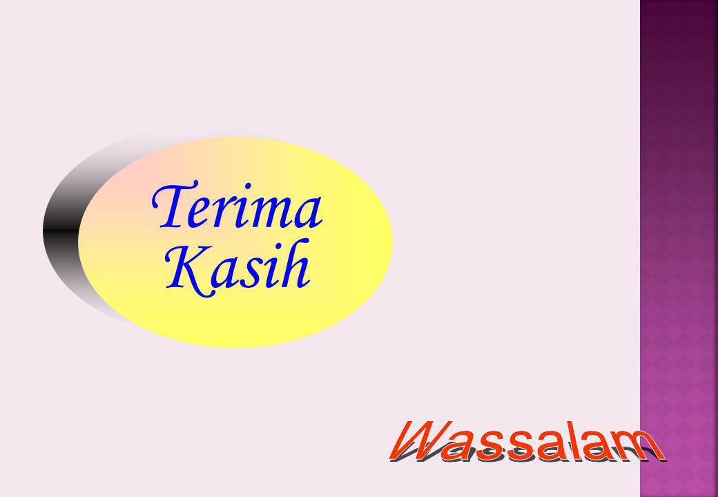 Terima Kasih BAPPEDA Provinsi Nanggoe Aceh Darussalam 2005