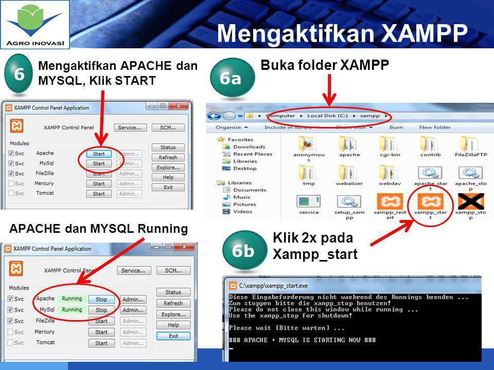 LOGO Import Database Buku Tamu 19 Klik file SQL (guestbook.sql) 20 Klik OPEN 21 Klik GO 21a Klik GO