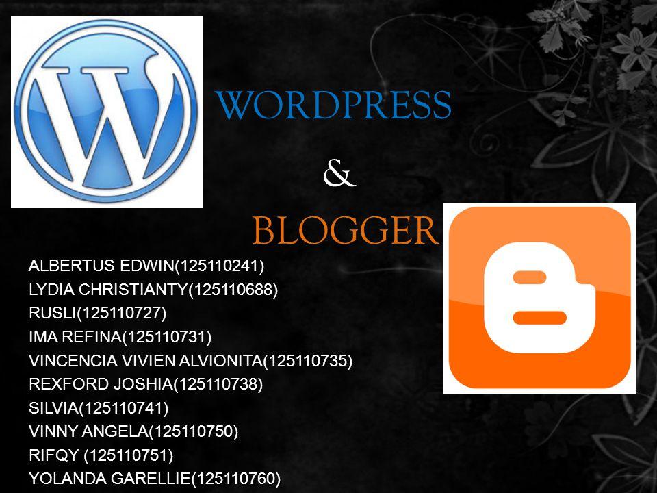 salah satu fitur pada WordPress yang berfungsi untuk menampilkan berbagai elemen pada sidebar, seperti widget Category, Archieve, Search, Text, dan masih banyak lagi.