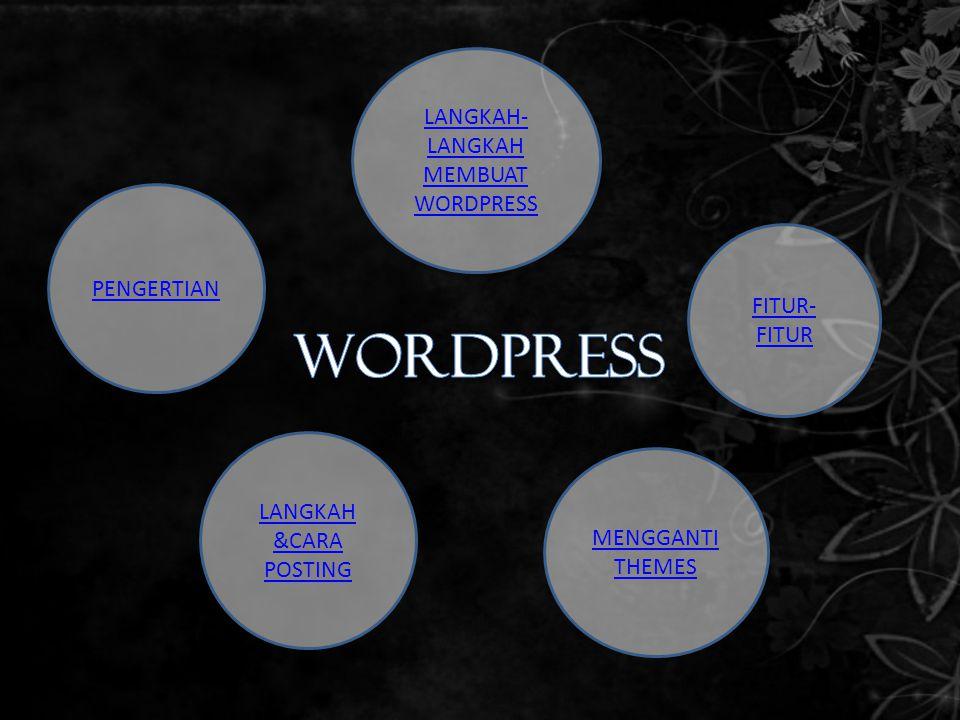Login ke admin area WP (WordPress ) anda Di menu sebeluh kiri arahkan Mouse Pointer ke Tampilan > Tema ( Jika Setting blog bahasa Indonesia atau Appearance > Themes Jika Setting blog bahasa Inggris.