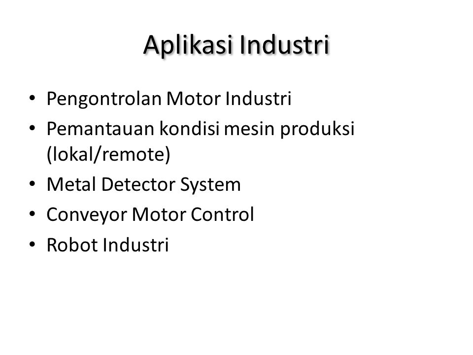 Engine Control Unit (ECU) Air Bag Fuel Control / Electronics Fuel Injection (EFI) Antilock Braking System (ABS) Security System Alarm Automatic Transm
