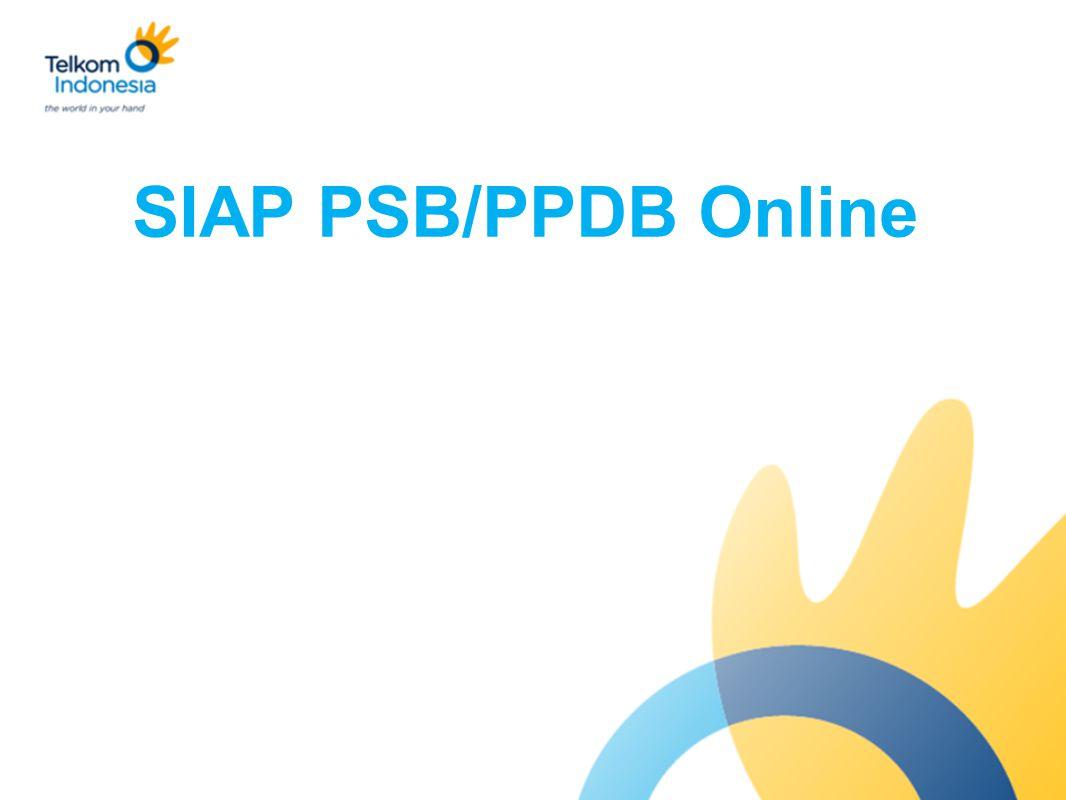 SIAP PSB/PPDB Online