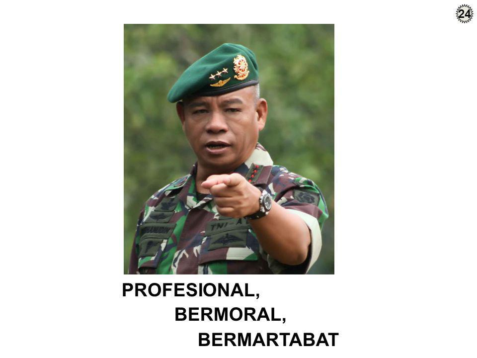 PROFESIONAL, BERMORAL, BERMARTABAT 24