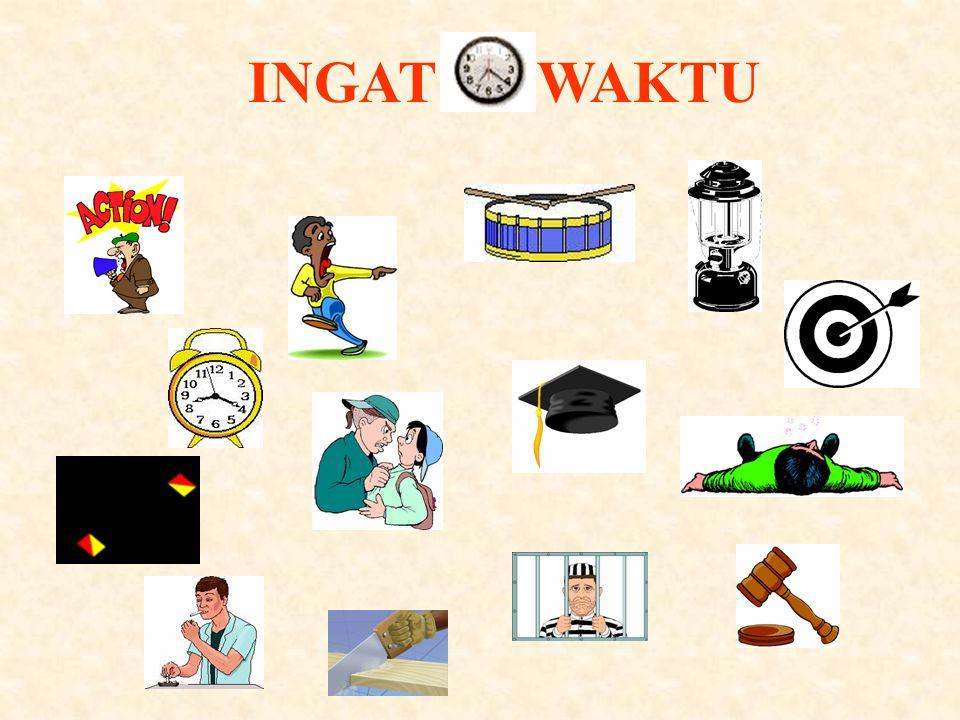 INGAT WAKTU