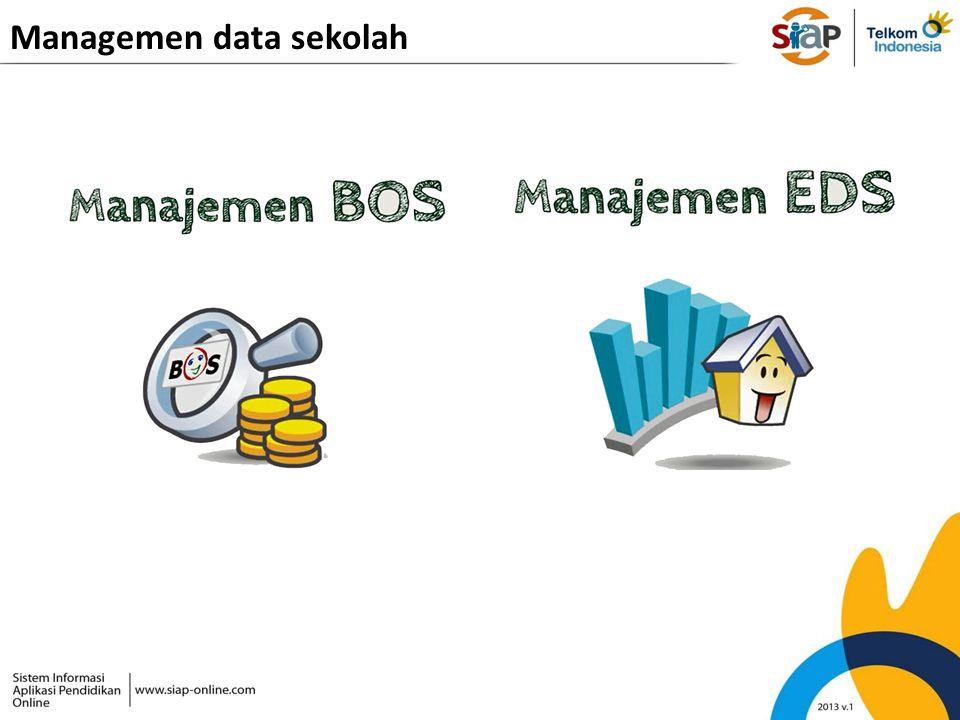 Managemen data sekolah