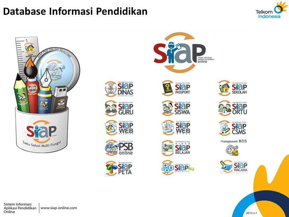 Database Informasi Pendidikan
