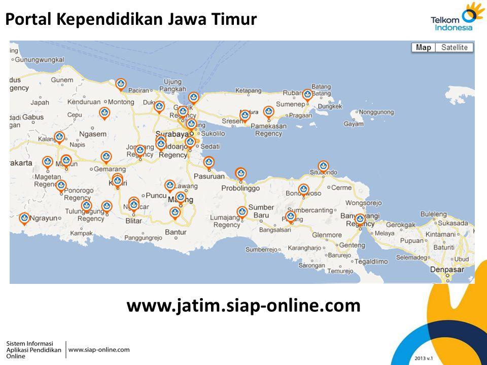 Portal Kependidikan Jawa Timur www.jatim.siap-online.com