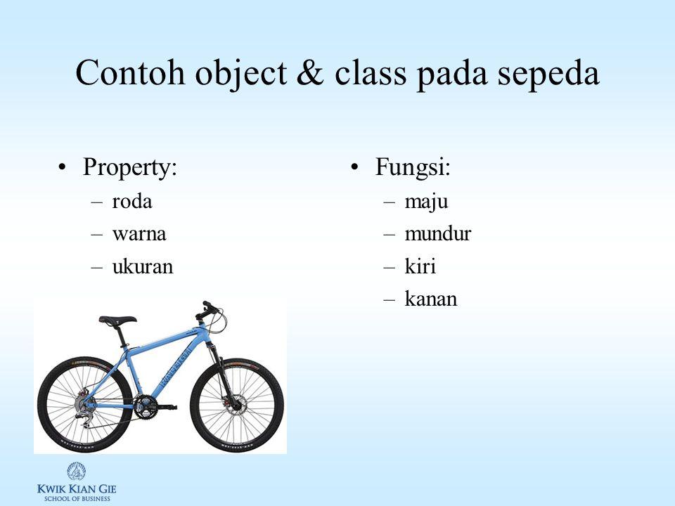 Bahasa pemgrograman OOP Bahasa programan object-oriented: 1.PHP 2.C++ 3.Java 4.C# 5.Visual Basic