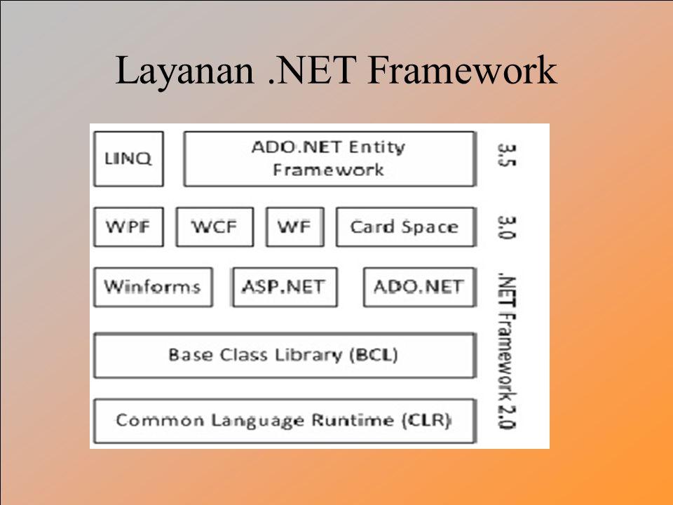 Layanan.NET Framework