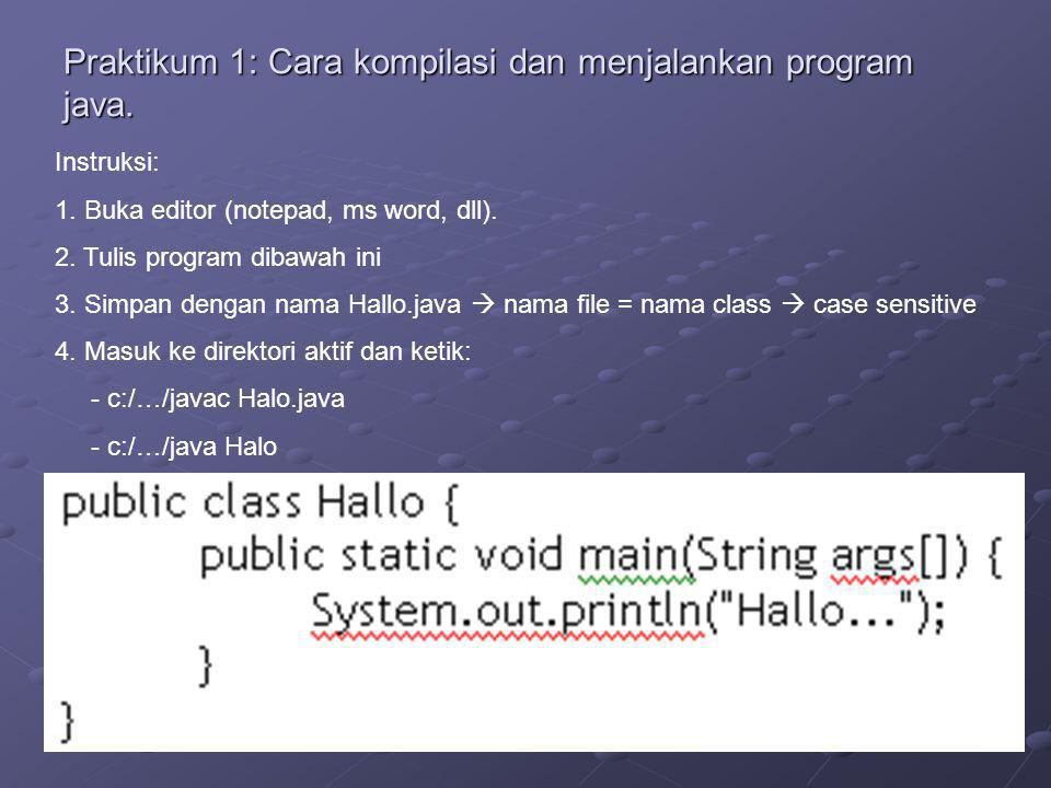 Praktikum 2: Contoh program penjumlahan vector yang diselesaikan dengan cara pemrograman berorientasi obyek Instruksi: - Ketiklah listing program dibawah ini dengan menggunakan visual C.